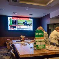 Cessnock Leagues Club LED sports screen image