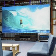 large screen rental image