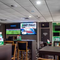 Wallsend Diggers LED sports screens image